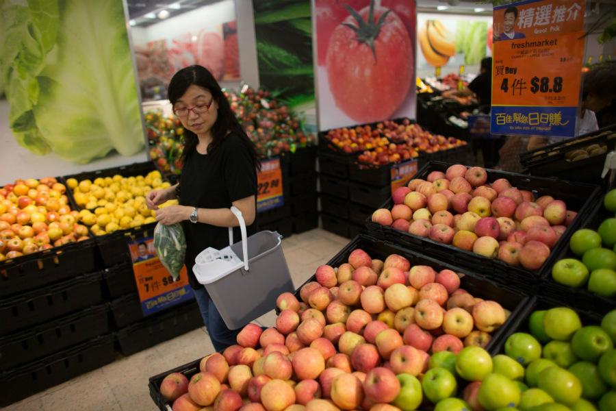 Ventas de fruta chilena se derrumban en China por efecto del coronavirus